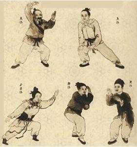 Wu Qin Xi de Hua Tuo