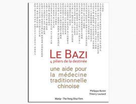Nouveau livre, Ba Zi et médecine chinoise