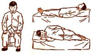 Techniques de relaxation de Jiang Weiqiao