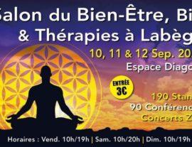 Salon du Bien Etre, Bio, Thérapies- Labège